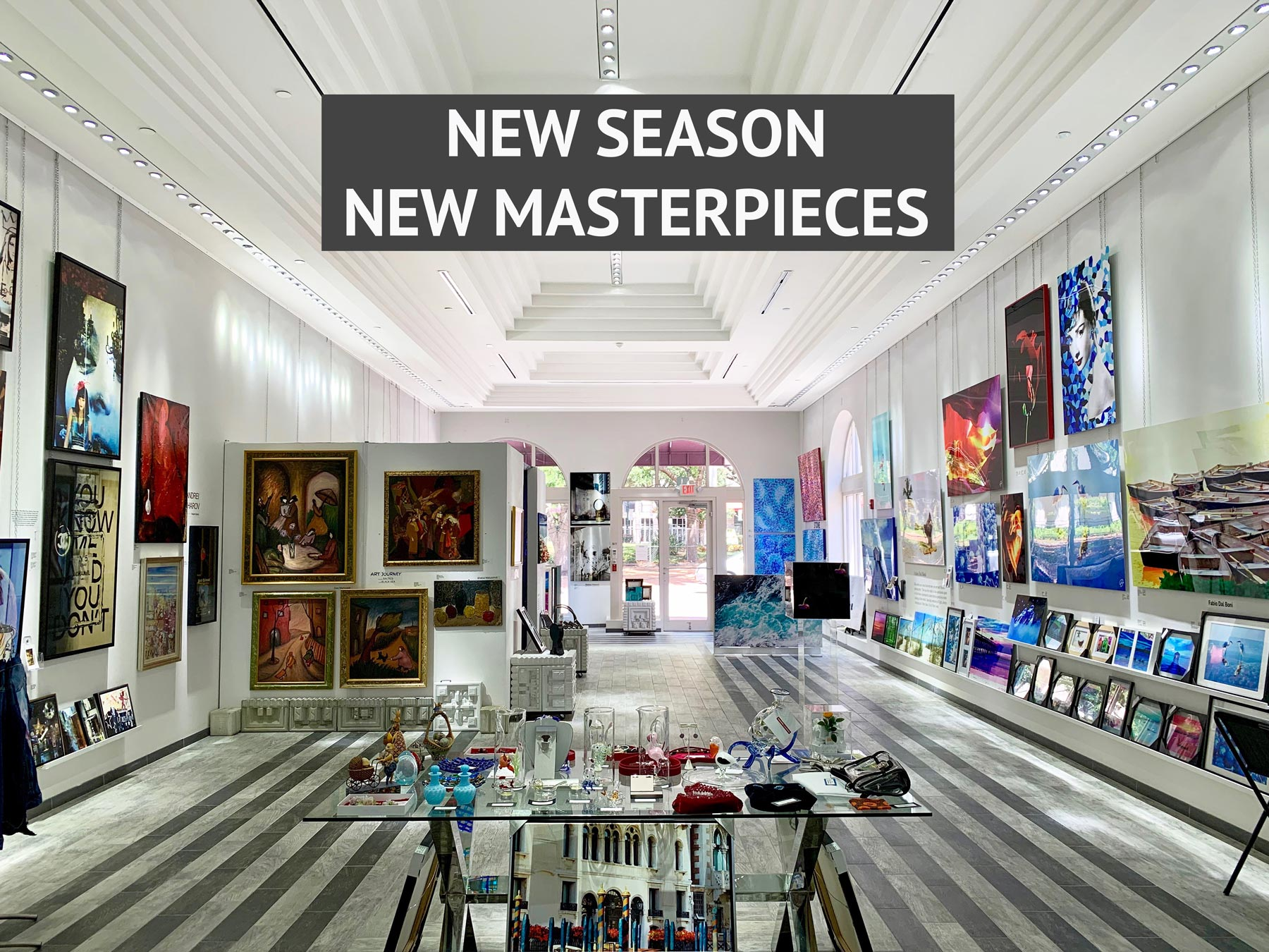 NEW MASTERPIECESProudly Presents