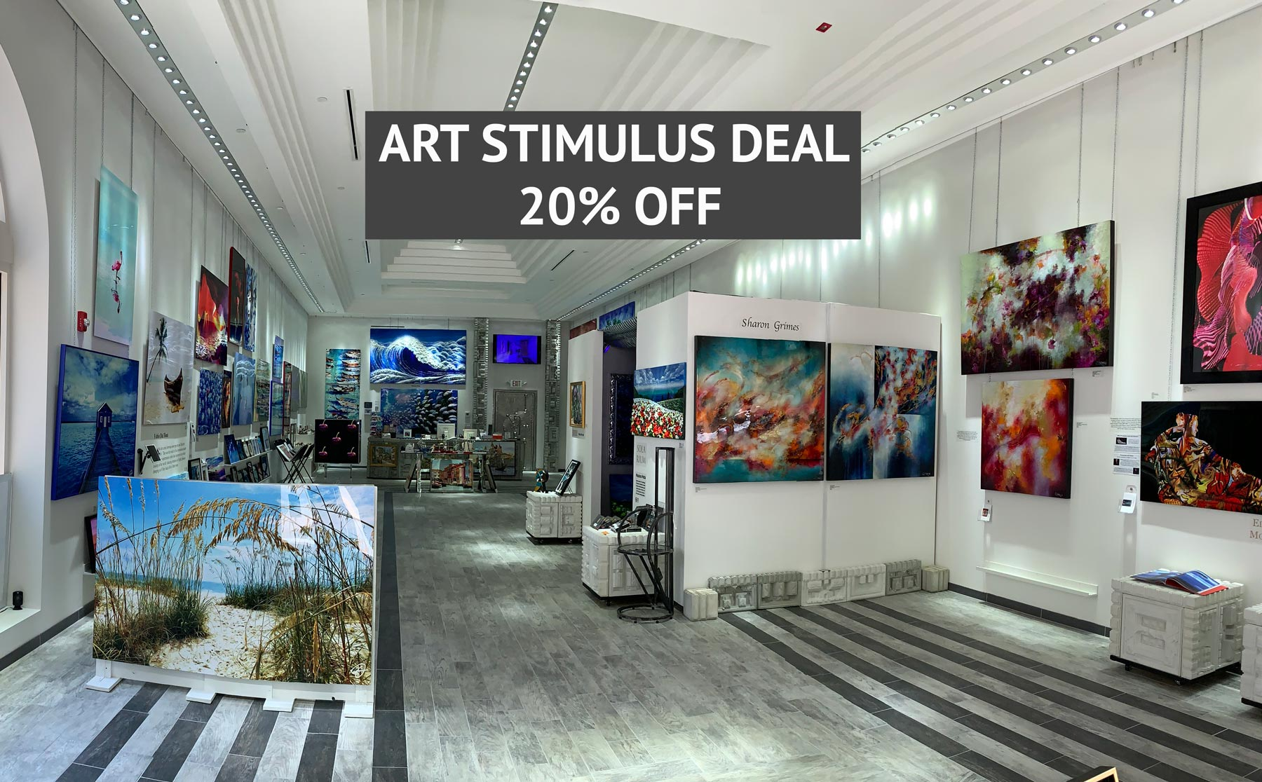 Art Stimulus Deal 2