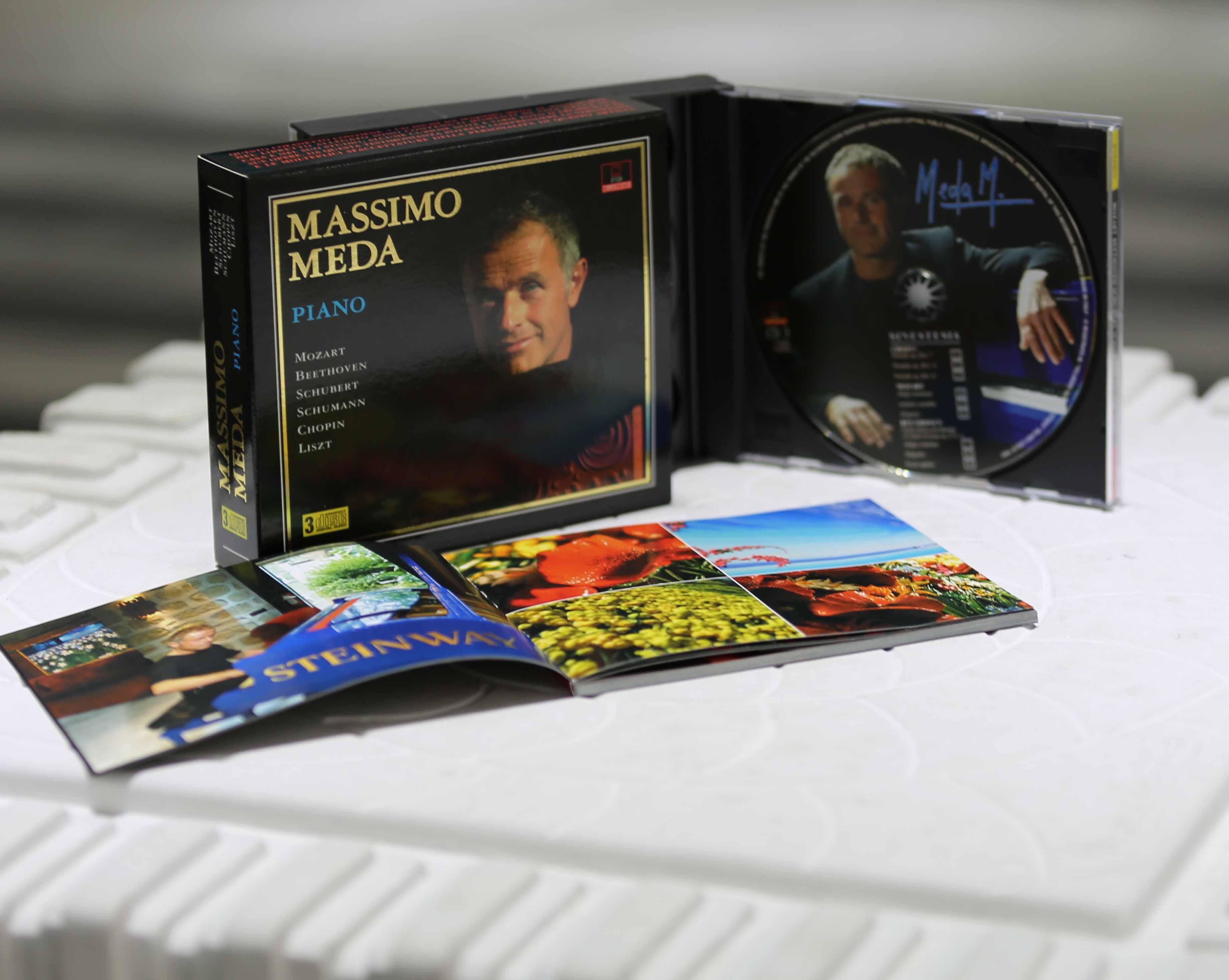 Massimo Meda Piano CD