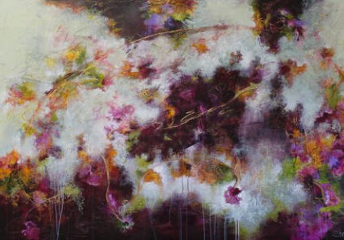 SHARON GRIMES'S OPENING RECEPTION FRIDAY OCTOBER 4TH
